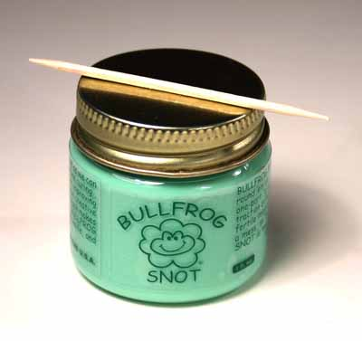 BULLFROG SNOT and instalation tool